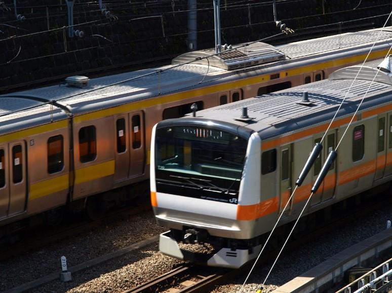 JR中央線:アイキャッチ