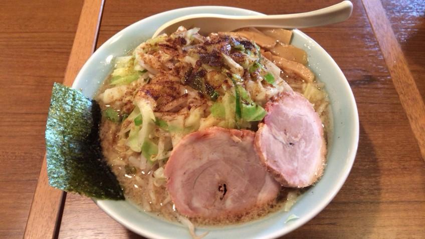 麺通 新代田