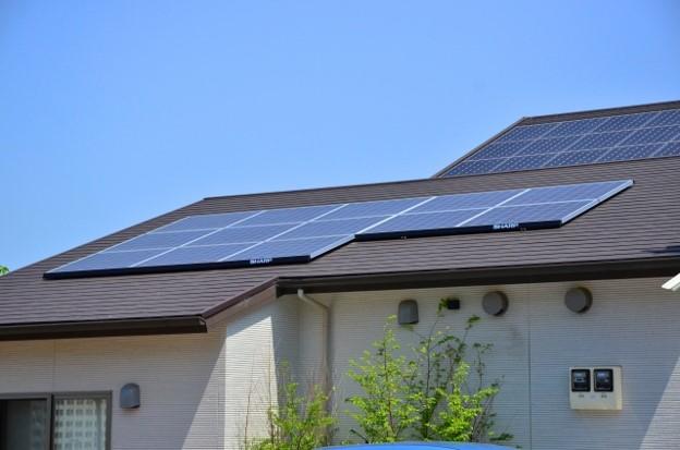 太陽光発電 屋根
