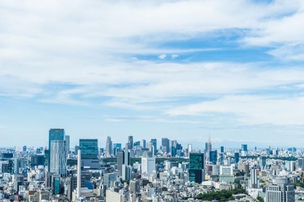 渋谷 街並み