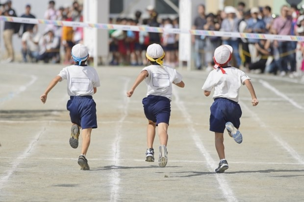 子供 運動会 徒競走