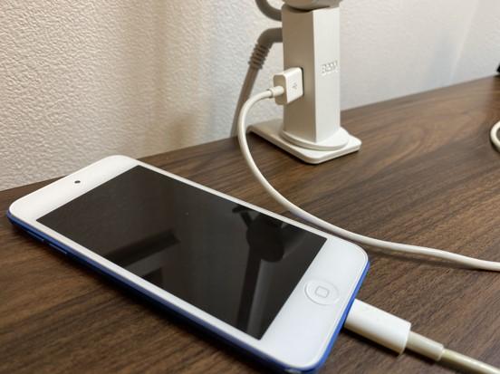 BenQ WiT MindDuo デスクライト USBポート iPhone