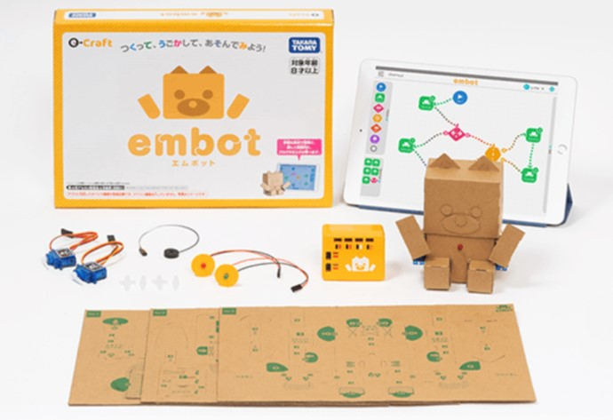embot キット