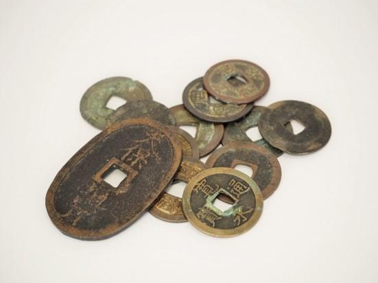 古銭 金貨 買取 注意点