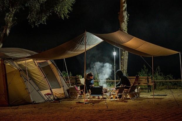 趣味 キャンプ