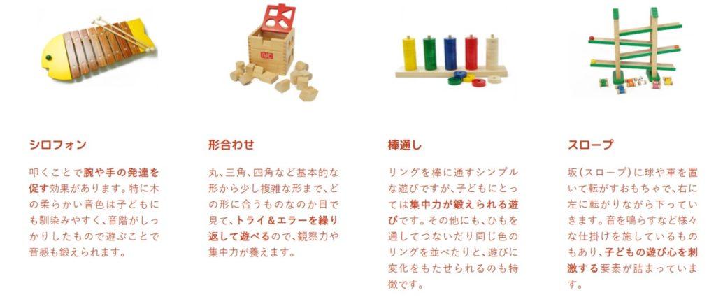 IKUPLE(イクプル)1歳~2歳おもちゃ